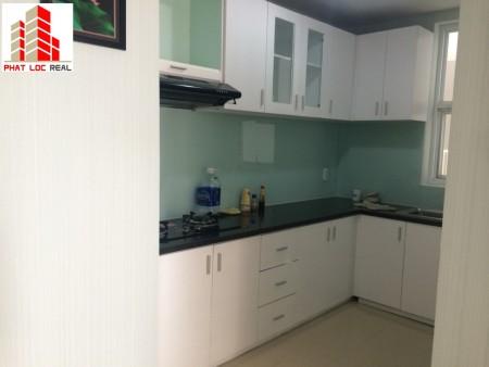 Cho thuê CH Harmona Trương Công Định, DT 98m2, 3PN, NTCB, Giá 13TR, 98m2, 3 phòng ngủ, 2 toilet