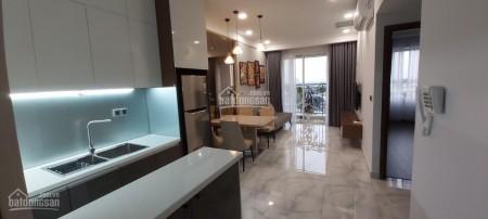 Cho thuê căn hộ 75m2, 2 PN, kiến trúc đẹp, giá 14 triệu/tháng. ĐC Xi Grand Court Quận 10, 75m2, 2 phòng ngủ, 2 toilet