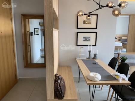 Cho thuê căn hộ mới 54m2, 1 PN, cc Vista Verde, tầng cao, có sẵn nội thất, giá 13 triệu/tháng, 54m2, 2 phòng ngủ, 1 toilet