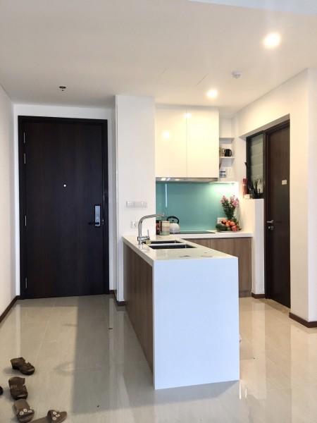 Cho thuê căn hộ Oneverandah (Rẻ nhất dự án) 1PN, 56m2, Giá thuê: 10 triệu. Liên hệ: 0902-685-087, 56m2, 1 phòng ngủ, 1 toilet