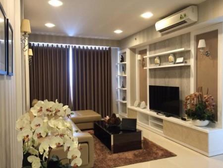 Cho thuê căn hộ Cộng Hòa Plaza, quận Tân Bình 2PN, NTCB, 70m2, Giá 11TR, 70m2, 2 phòng ngủ, 2 toilet