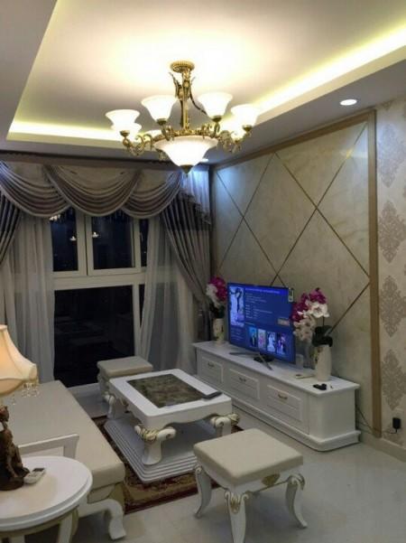 Cho thuê căn hộ Cộng Hòa Plaza, quận Tân Bình 2PN, Đủ nội thất, 72m2, Giá #14TR, 72m2, 2 phòng ngủ, 2 toilet