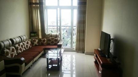 Cho thuê căn hộ Cộng Hòa Plaza, quận Tân Bình 2PN, Đủ nội thất, 96m2, Giá 17TR, 96m2, 3 phòng ngủ, 2 toilet