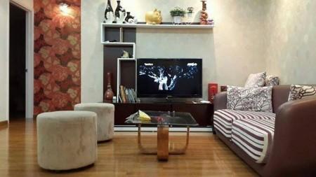 Cho thuê căn hộ 3PN tại Cộng Hòa Plaza gần Lotte Cộng Hòa, Full nội thất Giá #18 TRiệu, 98m2, 3 phòng ngủ, 2 toilet
