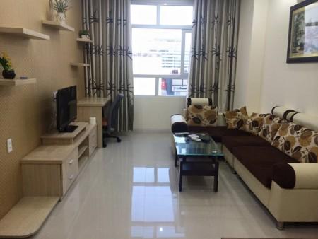 Cho thuê căn hộ 3PN tại Cộng Hòa Plaza gần Lotte, nội thất Y hình Giá #18 TRiệu, 100m2, 3 phòng ngủ, 2 toilet