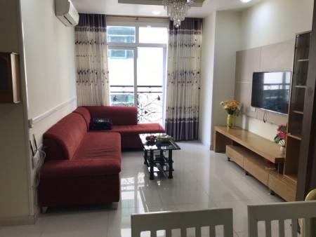 Cho thuê căn hộ Cộng Hòa Plaza, 2 Phòng ngủ, nội thất đẹp, Giá #14TR, 75m2, 2 phòng ngủ, 2 toilet