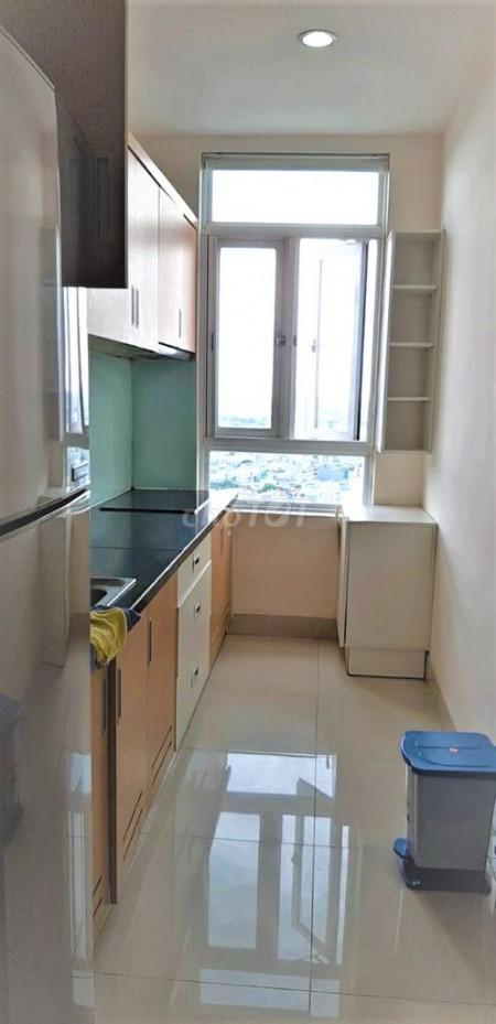 Cho thuê căn hộ tại dự án chung cư cao cấp, đầy đủ nội thất tiện nghi sang chảnh tại Quận 7, 60m2, 2 phòng ngủ, 1 toilet