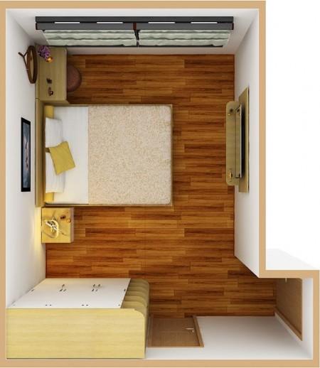 Cho thuê gấp 2PN,Full nội thất cao cấp mới tinh tại chung cư Palm Heights Quận 2, 85m2, 2 phòng ngủ, 2 toilet