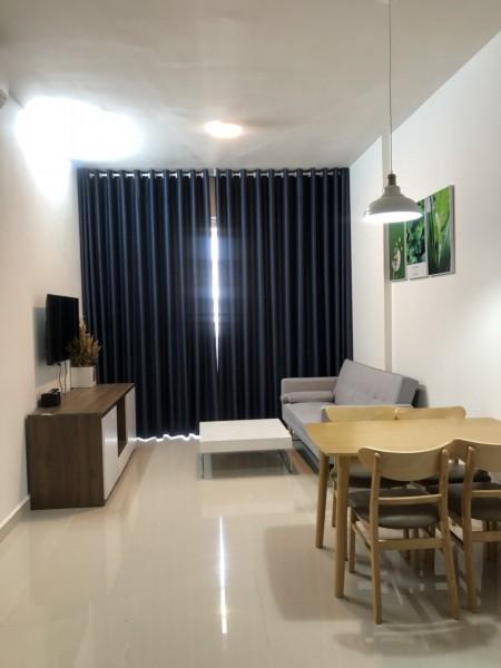 Cho thuê CH Golden Mansion 2PN, DT 72m2, Nội thất đẹp, tầng cao, nhà mới Giá #15Tr, 72m2, 2 phòng ngủ, 2 toilet