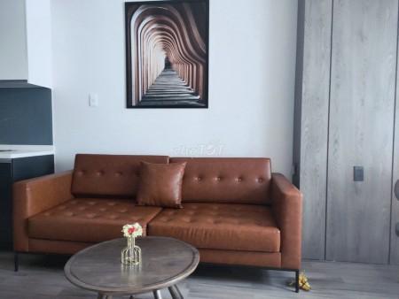 Cho thuê căn hộ tại dự án chung cư The Monarchy, 1PN, 1WC, Full NT, 50m2, 1 phòng ngủ, 1 toilet