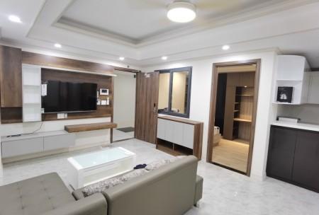 Cho Thuê Homyland 3 - 401 Nguyễn Duy Trinh Dt 81m2, 2pn 2wc Full Nội Thất Giá: 11 triệu/tháng Tel. 0918486904, 81m2, 2 phòng ngủ, 2 toilet