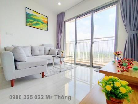 Hot ! Cho thuê gấp căn 2PN,đầy đủ nội thất tại chung cư PALM HEIGHTS Q2 chỉ 14 triệu., 80m2, 2 phòng ngủ, 2 toilet