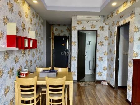 Cho thuê căn hộ chung cư City Tower Bình Dương, căn 2PN, 2WC. Giá thuê 7 triệu/tháng, 60m2, 2 phòng ngủ, 2 toilet