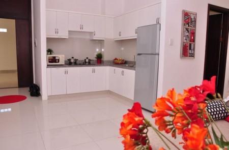 Cho thuê căn hộ chung cư Ngọc Đông Dương ( 8X Rainbow ), 2PN, 2WC, Được thiết kế rất đẹp, 64m2, 2 phòng ngủ, 2 toilet