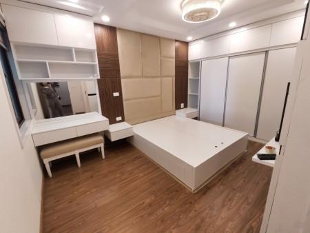 Cho thuê căn hộ chung cue Đền Lừ- Tân Mai, 2PN, full đồ, chỉ 8tr., 75m2, 2 phòng ngủ,