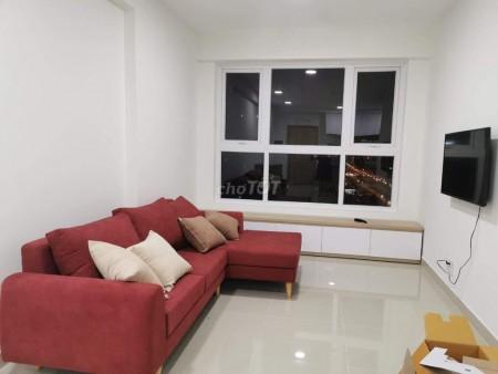 Cần cho thuê căn hộ full nội thất, mới đẹp, tầng cao giá chỉ 6 triệu/tháng, 60m2, 2 phòng ngủ, 1 toilet