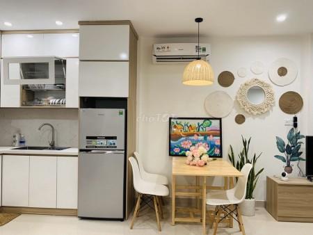 Cho thuê căn hộ tại dự án chung cư 1PN + 1WC cho thuê Full nội thất giá chỉ 5 triệu/tháng, 50m2, 1 phòng ngủ, 1 toilet
