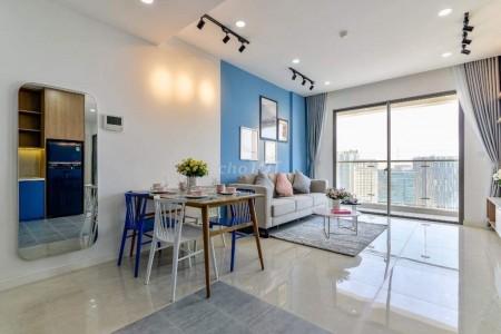 Cho thuê nhanh căn hộ dự án chung cư Masteri Millennium tại Quận 4. Giá ưu đãi, 74m2, 2 phòng ngủ, 2 toilet
