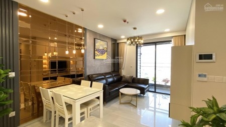 Mình cần cho thuê căn hộ rộng 88m2, vừa nhận bàn giao, 2 PN, có sẵn đồ, cc Rivera Park, giá 15 triệu/tháng, 88m2, 2 phòng ngủ, 2 toilet