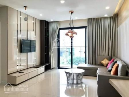 Estella An Phú có căn hộ 98m2, tầng cao, không bị che chắn cho thuê giá 25 triệu/tháng, có nội thất, 98m2, 2 phòng ngủ, 2 toilet