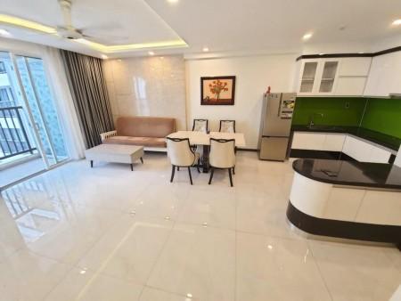 Cho thuê căn hộ 3PN-85m2 gần sân bay lầu cao thoáng mát full nội thất chung cư Orchard Park View giá 22tr/th còn tluong, 85m2, 3 phòng ngủ, 2 toilet