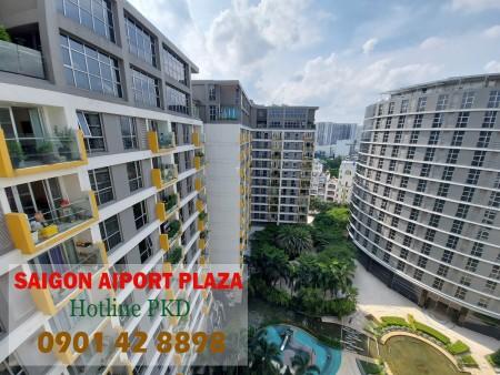 Cho thuê gấp căn hộ 1PN, 2PN, 3PN Sài Gòn Airport Plaza, giá tốt nhất - Hotline 0901 42 8898, 59m2, 1 phòng ngủ, 1 toilet
