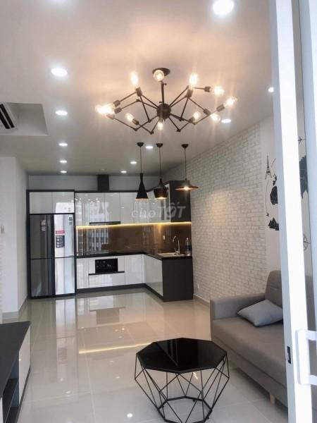 Cho thuê căn hộ chung cư 3PN, 105m2, nội thất cao cấp, thuộc dự án Golden Mansion, 105m2, 3 phòng ngủ, 2 toilet