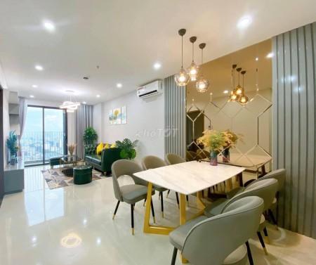 Căn hộ siêu đẹp, cao cấp, sang trọng 3 phòng ngủ tại dự án New City Quận 2, 102m2, 3 phòng ngủ, 2 toilet