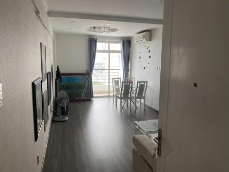 Cho thuê căn hộ chung cư Phúc Thịnh, căn hộ chung cư Quận 5,giá rẻ. full nội thất, 2PN, 2WC, 9tr/th, 72m2, 2 phòng ngủ, 2 toilet