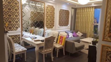 Cho thuê căn hộ 2PN chung cư Orchard Garden Hồng Hà full nội thất Châu Âu giá 17tr/th bao phí.LH 0932 192 028 -Ms.Mai, 73m2, 2 phòng ngủ, 2 toilet