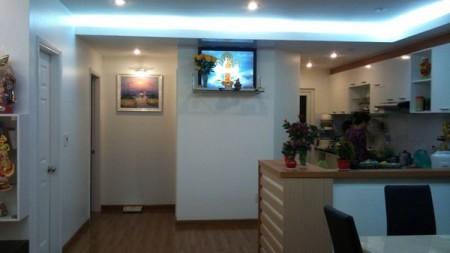 Cho thuê căn hộ chung cư Ruby Garden Tân Bình,Căn 90m2, 3PN, 2WC, 90m2, 3 phòng ngủ, 2 toilet