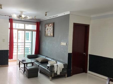 Cần cho thuê gấp căn hộ Phúc Thịnh Q5, 70m2, 2 phòng ngủ, 1 toilet