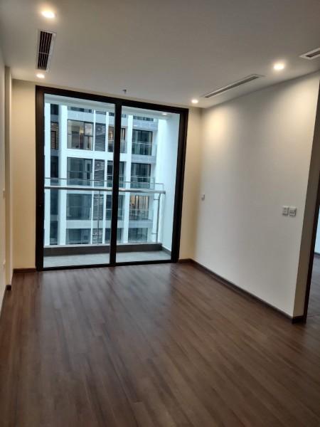 Cho thuê căn hộ Vinhomes Symphony, Chu Huy Mân, Long Biên, 2PN, 9tr., 59m2, 2 phòng ngủ,