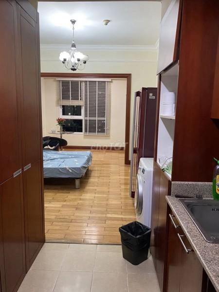 Cho thuê căn hộ tại dự án chung cư cao cấp ngay trung tâm Bình Thạnh, 35m2, 1PN, 1WC, 35m2, 1 phòng ngủ, 1 toilet