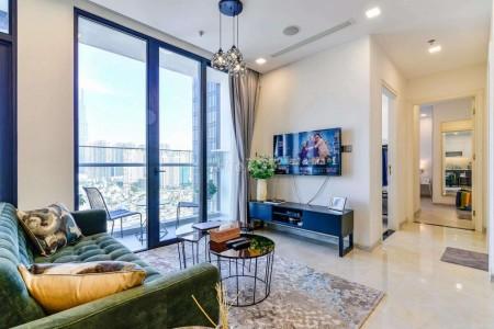 Cho thuê căn hộ trong chung cư Hà Đô Centrosa Garden, 2PN, 2WC nội thất hiện đại, view thoáng mát, 88m2, 2 phòng ngủ, 2 toilet