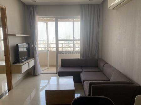 Cho thuê căn hộ tại dự án chung cư cao cấp Saigonland Apartment, 60m2, 2PN, 1WC, 60m2, 2 phòng ngủ, 1 toilet