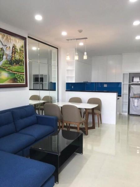 Cho thuê căn hộ 2PN-2WC-80m2 full nội thất cao cấp chung cư Kingston quận Phú Nhuận giá 18 tr/th .LH 0932 192 028-Ms.Mai, 80m2, 2 phòng ngủ, 2 toilet