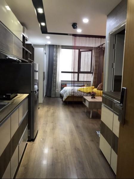 Tôi cần cho thuê nhanh căn hộ tại dự án chung cư The Everrich Infinity, 9,5 triệu/tháng, 38m2, 1 phòng ngủ, 1 toilet