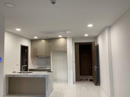 Có 1 căn hộ trống tại chung cư Kingdom 101, nhà mới vừa nhận, 60m2, Giá 10 triệu/tháng, 60m2, 1 phòng ngủ, 1 toilet