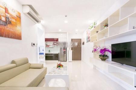 Cho thuê căn hộ tại dự án chung cư Icon 56 tại Quận 4. Căn 3PN, DT 87.8m2, 878m2, 3 phòng ngủ, 2 toilet