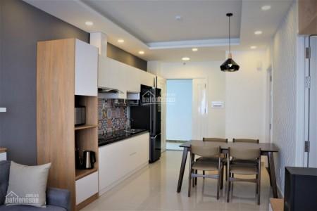 Có căn hộ tầng 9, cc 9 View Apartment cần cho thuê giá 8 triệu/tháng, dtsd 90.88m2, 9.088m2, 3 phòng ngủ, 3 toilet