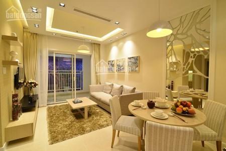 Cần cho thuê căn hộ rộng 114m2, 3 PN, có sẵn nội thất, cc Lucky Palace, giá 14 triệu/tháng, 114m2, ,