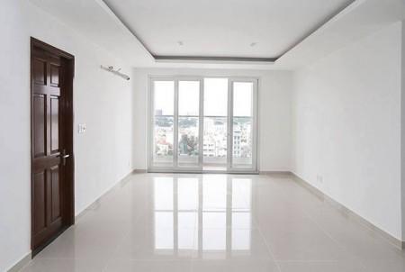 Căn hộ Sky Center cho thuê 3PN, nhà trống, DT 96m2, Giá tốt 15Tr, 96m2, 3 phòng ngủ, 2 toilet