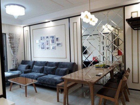 Cho thuê căn hộ 3PN-95m2 chung cư Garden Gate ngay công viên Gia Định full nội thất đẹp như cung điện giá chỉ 20tr/th, 95m2, 3 phòng ngủ, 2 toilet