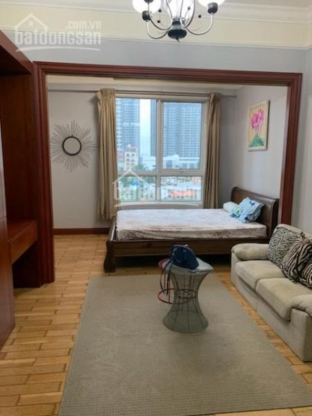 Officetel cc The Manor cần cho thuê giá 10 triệu/tháng, có sẵn đồ dùng, dtsd 36m2, 1 PN, 36m2, 1 phòng ngủ, 1 toilet