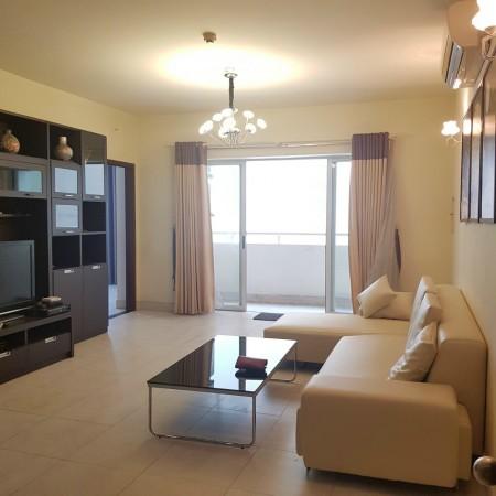 Cho thuê căn hộ cao cấp Hùng Vương Plaza - LH Mỹ 0932496118, 132m2, 3 phòng ngủ, 3 toilet