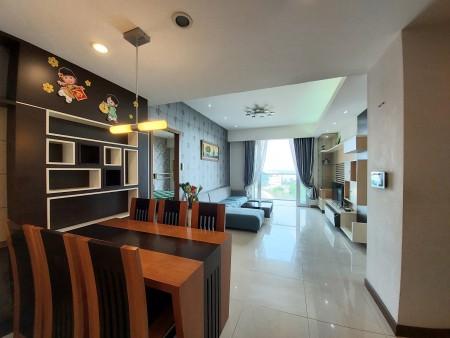 HÀNG HOT! Thuê căn hộ 3 phòng ngủ DT 125m2 Sài Gòn Airport Plaza đầy đủ nội thát #18 Triệu - Giữ chìa khóa căn hộ, 125m2, 3 phòng ngủ, 2 toilet