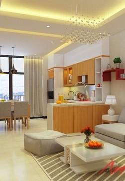 Gia đình cho thuê căn hộ 88m2, 2PN full giá 11tr chung cư Tràng An Complex Cầu Giấy., 88m2, 2 phòng ngủ, 2 toilet