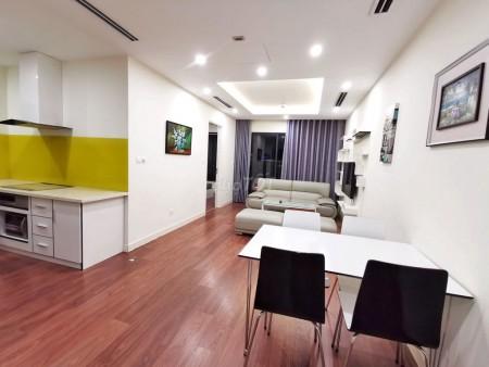 Cho thuê căn hộ tại dự án chung cư Golden West Lê Văn Thiêm. Giá cả ưu đãi, 96m2, 3 phòng ngủ, 2 toilet