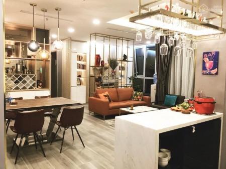 Cần cho thuê căn hộ rộng 74m2, 2 PN, có sẵn đồ cc Masteri Millennium, giá 15 triệu/tháng, 74m2, 2 phòng ngủ, 2 toilet